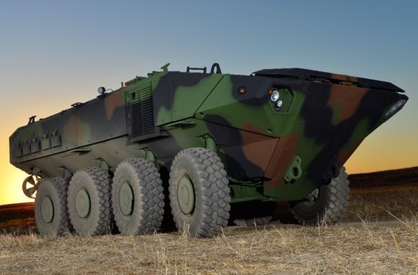 Прототип боевой машины американских морпехов ACV 1.1. Видео, фото. 14552.jpeg