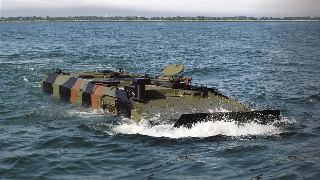 Прототип боевой машины американских морпехов ACV 1.1. Видео, фото. 14553.jpeg