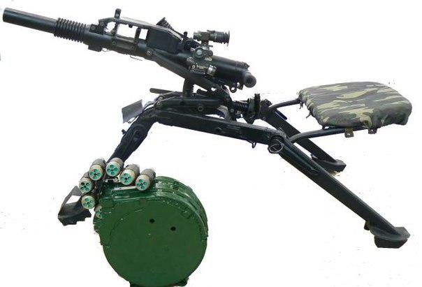 Автоматический гранатомет Балкан