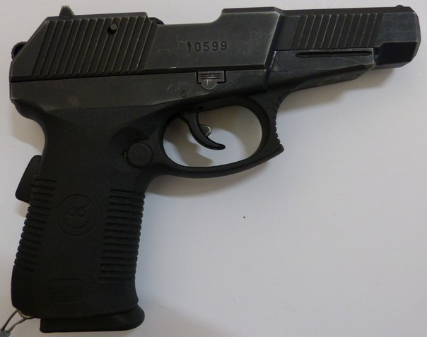 Пистолет СР1ПМ (СР-1 ПМ) (Россия)