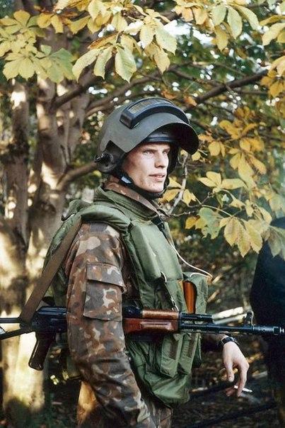 Русский воин