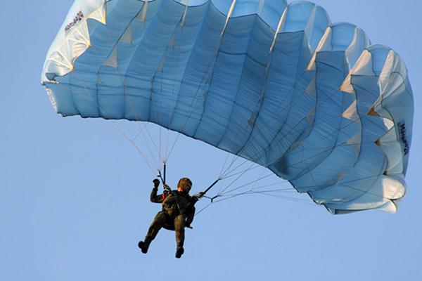Новый парашют в РФ: полетят даже большегрузные командос. 2