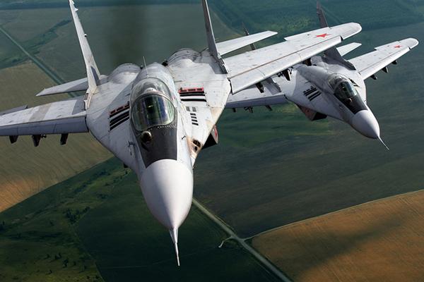 Нищая Венгрия пустила МиГ-29 с молотка. 1