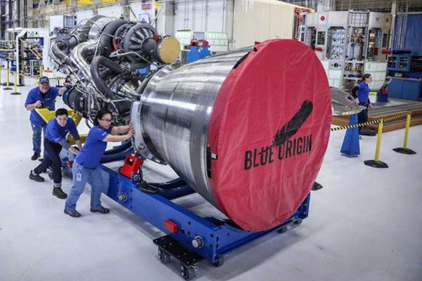 США все еще изобретают ракетный двигатель. 3
