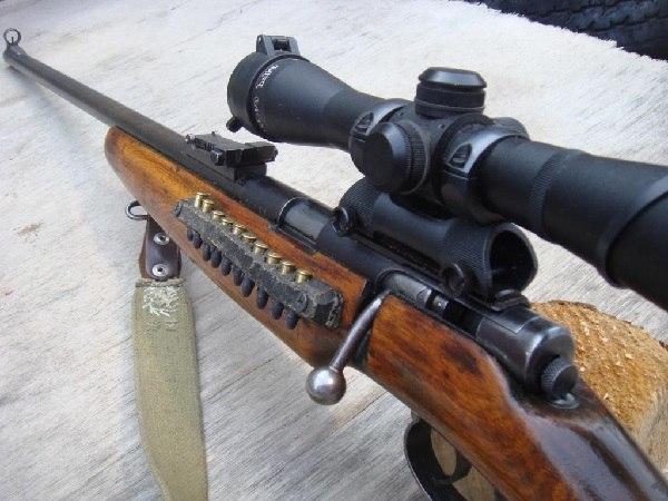 Малокалиберные винтовки ТОЗ
