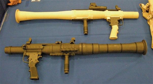 Реактивный противотанковый гранатомет Airtronic USA RPG-7 и Mk.777 (США)