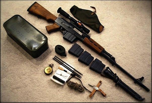 Снайперская Винтовка Zastava M76