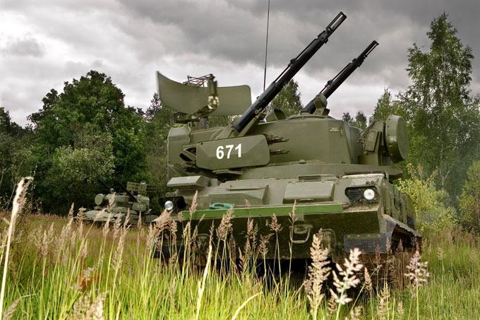 Зенитный ракетно-пушечный комплекс ''Тунгуска'' ФОТО. 14598.jpeg