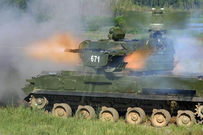 Зенитный ракетно-пушечный комплекс ''Тунгуска'' ФОТО. 14600.jpeg