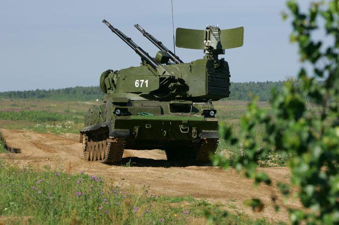 Зенитный ракетно-пушечный комплекс ''Тунгуска'' ФОТО. 14603.jpeg