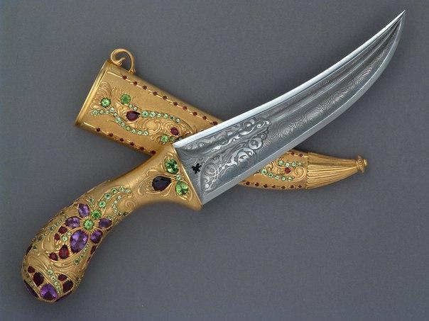 Нож «Восточный букет»
