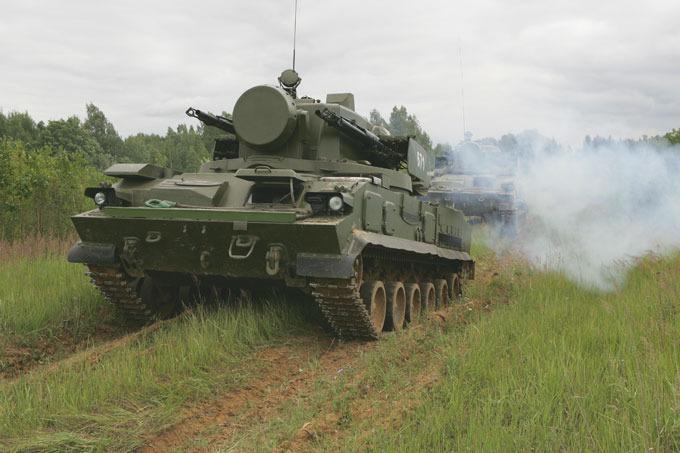 Зенитный ракетно-пушечный комплекс ''Тунгуска'' ФОТО. 14604.jpeg