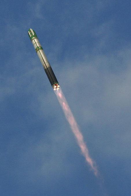 Ударная сила: баллистическая ракета