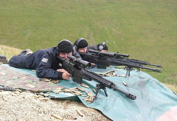 10 самых известных снайперских винтовок. 10 самых известных снайперских 1
