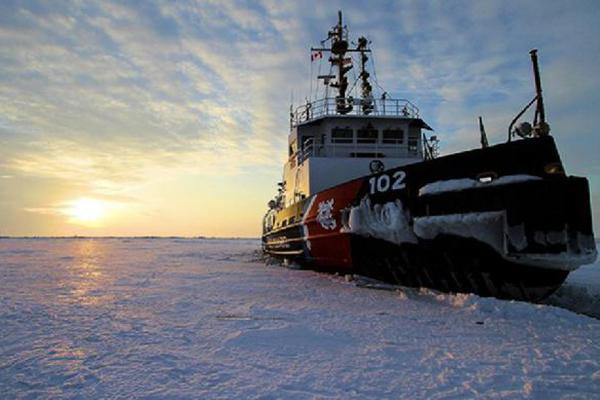 Россия и США милитаризируют Арктику. 1