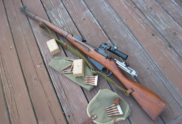 10 самых известных снайперских винтовок. 10 самых известных снайперских 3