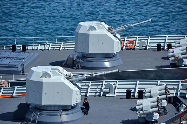 Россия и США милитаризируют Арктику. 2