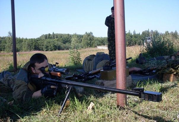 10 самых известных снайперских винтовок. 10 самых известных снайперских 4