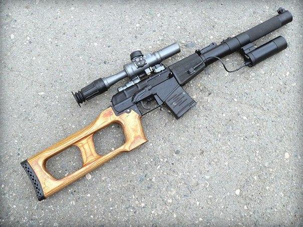 10 самых известных снайперских винтовок. 10 самых известных снайперских 5
