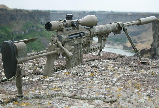 10 самых известных снайперских винтовок. 10 самых известных снайперских 7