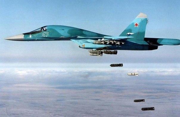 Русские свалили все старые бомбы на террористов