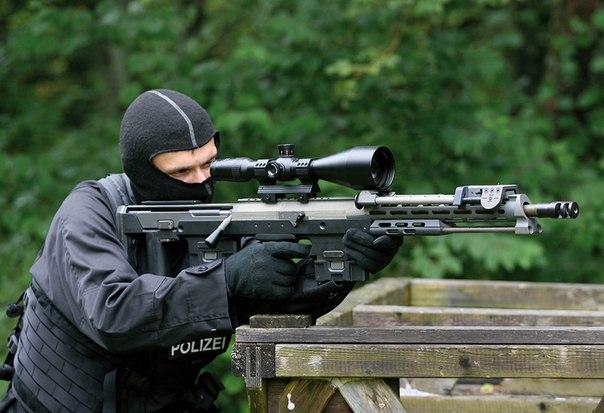 10 самых известных снайперских винтовок. 10 самых известных снайперских 8