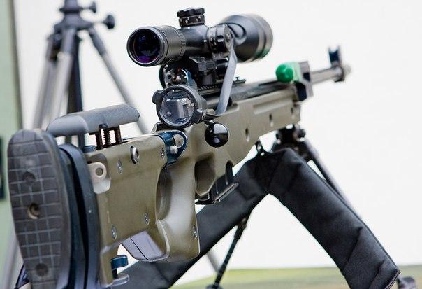 10 самых известных снайперских винтовок. 10 самых известных снайперских 9