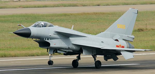 Китайские ВВС пугают своими возможностями. 10