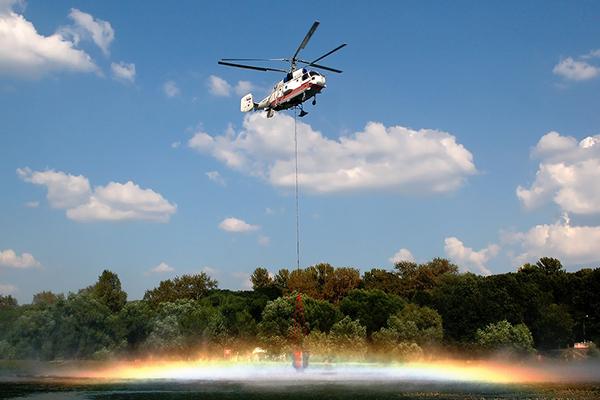 Вертолеты Ка-29 и Ка-27М получили невиданные ранее возможности. 2