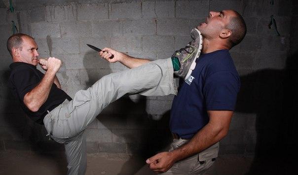 Крав-мага: израильская самооборона для самых жестоких