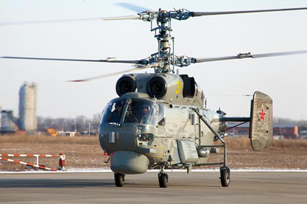 Вертолеты Ка-29 и Ка-27М получили невиданные ранее возможности. 3