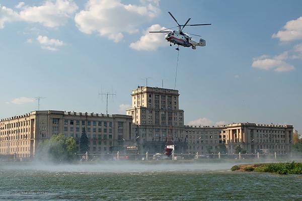 Вертолеты Ка-29 и Ка-27М получили невиданные ранее возможности. 4