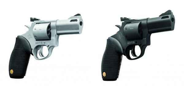Taurus 692 - необычный револьвер-трансформер. 1