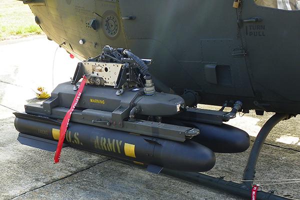 Новая ракета из США может испортить кровь ПВО РФ. ракета agm
