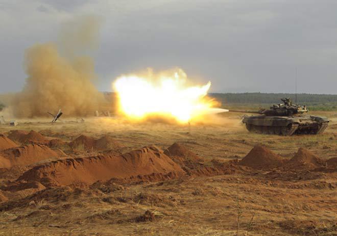 Танковый бой. ФОТО. 14662.jpeg