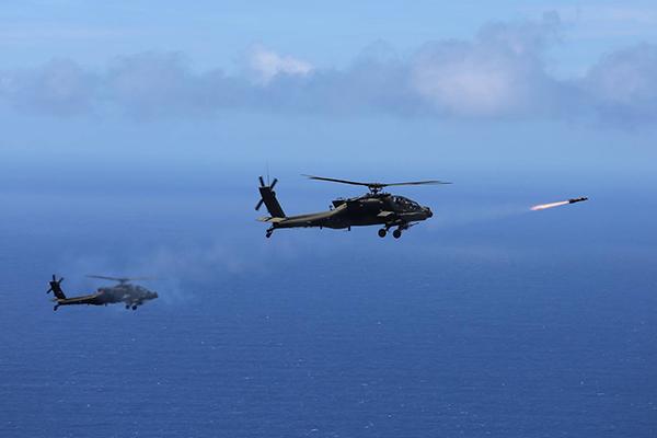 Новая ракета из США может испортить кровь ПВО РФ. вертолет ракеты