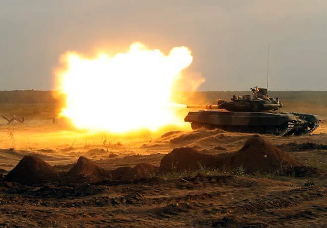 Танковый бой. ФОТО. 14664.jpeg