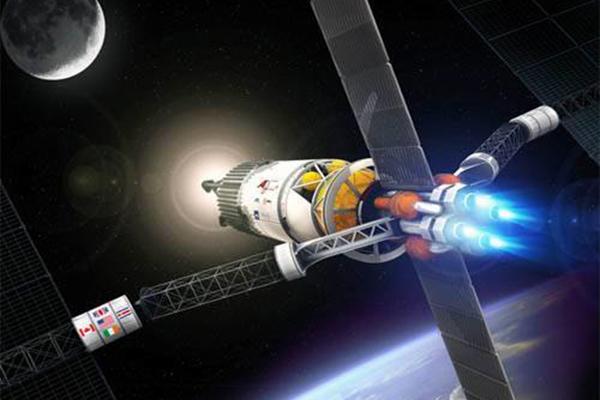 Плазменный ракетный двигатель - новая разработка России. 2