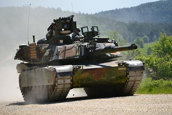 Германская активная защита проигрывает израильской. 2