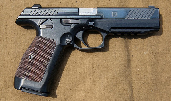 Пистолет Лебедева превзошел все остальные огнестрелы в мире. 2