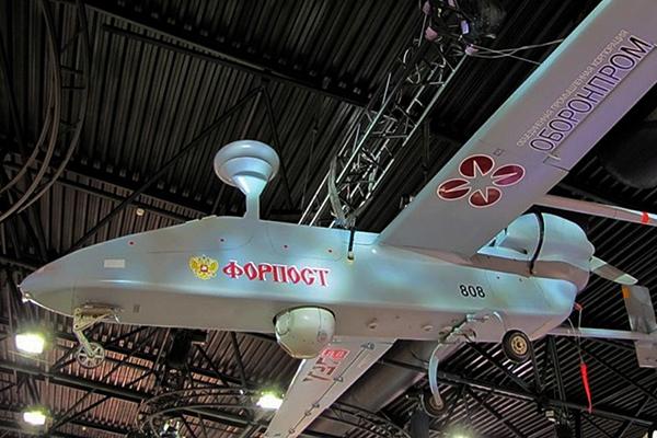 БЛА «Форпост» оснастят всевидящим радаром. Оружие России
