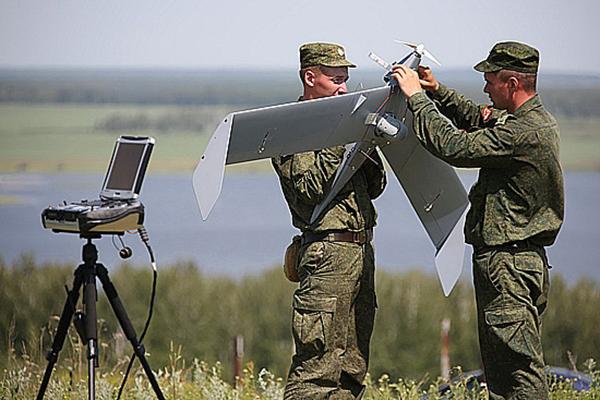 БЛА «Форпост» оснастят всевидящим радаром. bastion-opk.ru