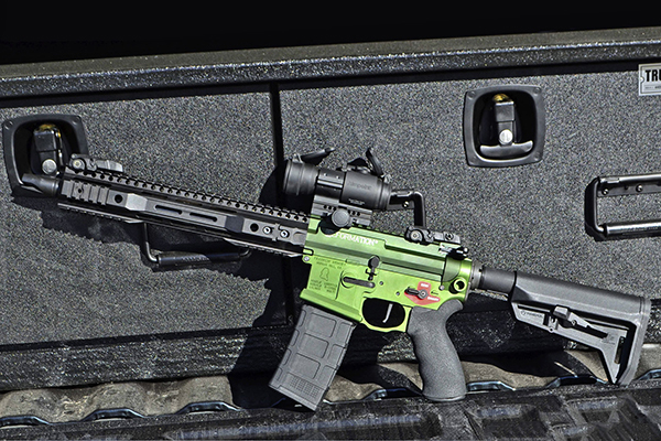 Не-винтовка и не автомат Reformation обошла закон США. recoilweb.com