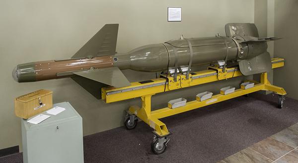 Американская ГБня: новая бомба работает в режиме Глубокого Бурения. 3