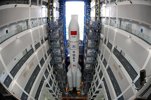 Китайский ракетный ширпотреб выходит в космос. 2