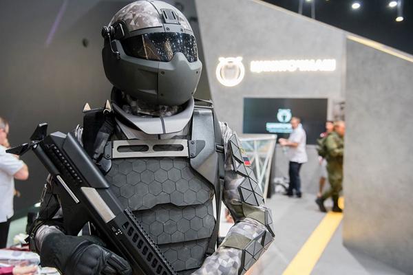 Броня «Ратник-3» сделала солдат настоящими джедаями. 1