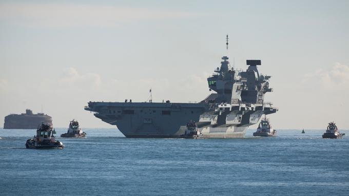 Флагман Королевского флота. ФОТО. 14736.jpeg