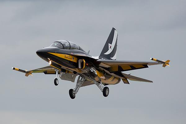 Южная Корея придумала свой собствеенный T-50. 1