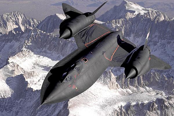 Блогер из США отыскал гиперзвуковой самолет-шпион на секретной базе. 1