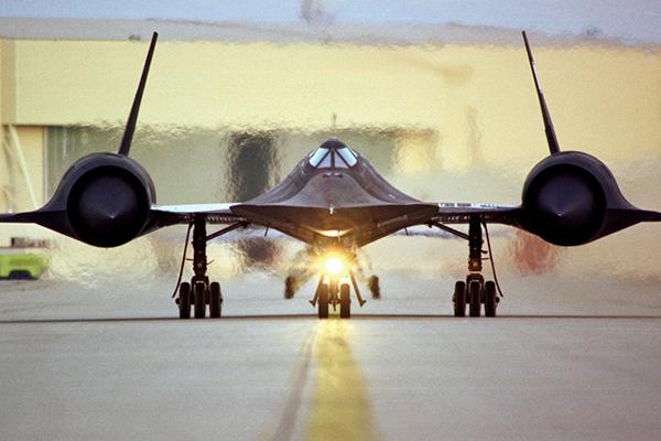 Блогер из США отыскал гиперзвуковой самолет-шпион на секретной базе. 2